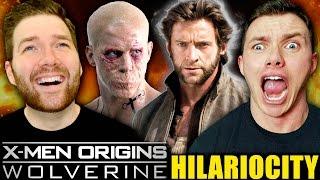 X-Men Origins: Wolverine - Hilariocity Review