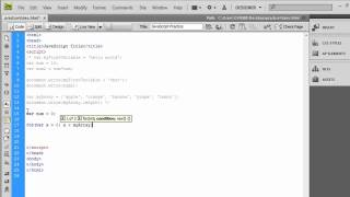 JavaScript Tutorial   Arrays, Conditions, Loops & Functions