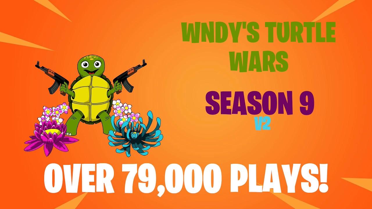 WNDY's Turtle Wars - Fortnite Creative - Fortnite Tracker
