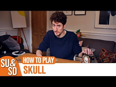 Skull - How To Play