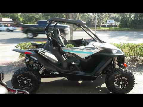 2021 CFMOTO ZForce 950 Sport in Sanford, Florida - Video 1