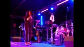Angie Stone Live in Birmingham UK - April 2014