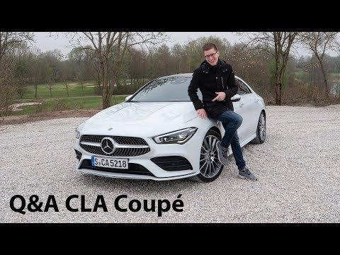 Mercedes-Benz CLA: Eure Fragen - Wir antworten (Platzangebot, cw-Wert,...) - Autophorie