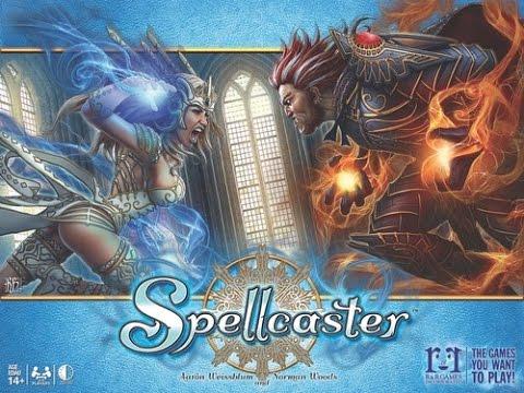 Board Game Brawl Reviews - Spellcaster