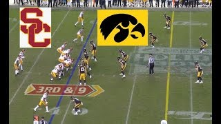 USC vs Iowa Football Bowl Game 12 27 2019