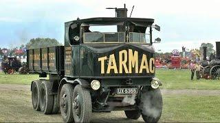 Sentinel DG8 Steam Wagon