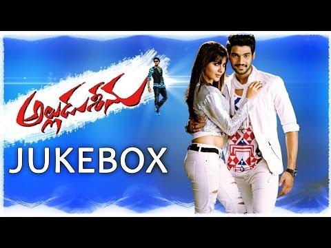 Alludu Seenu (అల్లుడుశీను) Telugu Movie || Full Songs Jukebox || Bellamkonda Sai Srinivas, Samantha