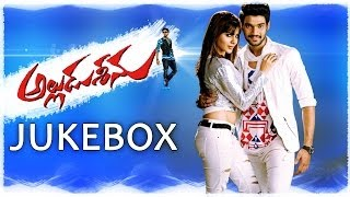 Full songs Jukebox -Bellamkonda Sai Srinivas, Samantha-Alludu Seenu