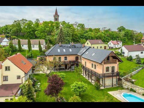 Video z << Prodej rodinného domu, 650 m2, Slaný >>
