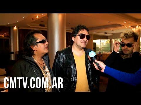 Los Nocheros video Entrevista CM - Rosario / Agosto 2016