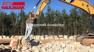 FRD FXJ Range The next generation of hydraulic breakers