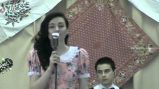 Anjelica Razlivaeva - Wonderful, Wonderful! ( Johnny Mathis cover )