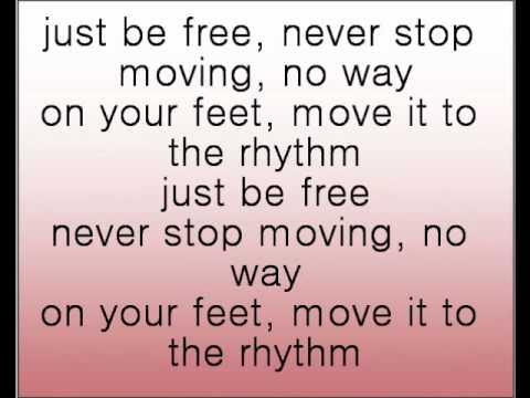 Just Be Free lyrics - Christina Aguilera
