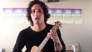 """Video thumbnail of """"Caloncho - Palmar (Ukulele cover)"""""""