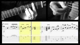 TUTO - PIENSA EN MI (intro) - Tablature