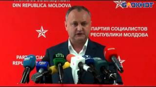 Додон предупредил военных НАТО: Не пытайтесь сунуться 9 Мая в Кишинев