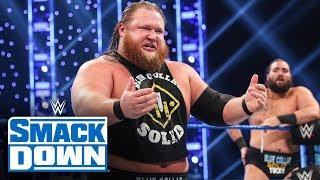 Heavy Machinery vs. Shinsuke Nakamura & Cesaro: SmackDown, Dec. 13, 2019