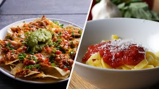 5 Snacks You Can Make In Under 5 Minutes •Tasty