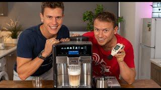 Siemens EQ6 s700 Plus Edelstahl im Test: Espresso, Kaffee-Crema, Latte Macchiato und Reinigung