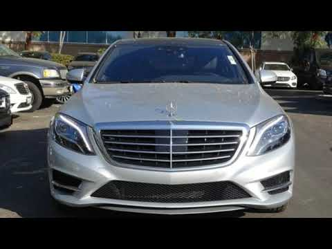 Certified 2016 Mercedes-Benz S-Class San Francisco San Jose, CA #33872