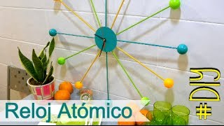 DIY : RELOJ ATÓMICO