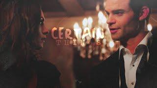 Hayley & Elijah | Certain Things
