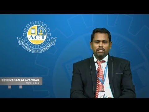 Agni College of Technology video cover1