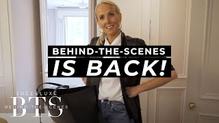SheerLuxe Behind The Scenes Is Back | High Street Fashion, Outfit Inspo, New Discoveries & Business