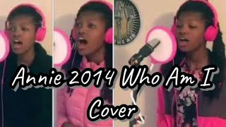 Who Am I Annie 2014 Cover