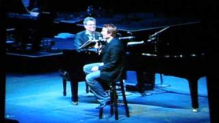 Clay Aiken   DF and Friends 2009 Part 1