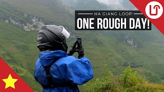 HA GIANG MOTORBIKE LOOP - Be Careful! Don't do what we did.