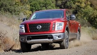 2017 Nissan Titan - Review and Road Test
