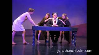 Highlights: Jonathan Chisolm as Potiphar/Butler (Joseph...Dreamcoat)