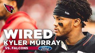 Kyler Murray Mic'd Up in Big Win vs. Falcons | Arizona Cardinals