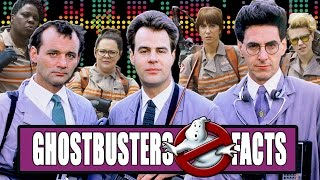 7 Things You May Not Know About Ghostbusters