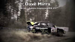 Dave Mirra/Marshall Clarke #40 2011 Subaru Impreza WRX STi