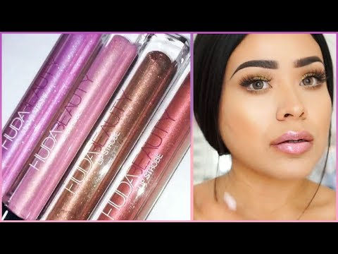 Lip Strobe by Huda Beauty #7