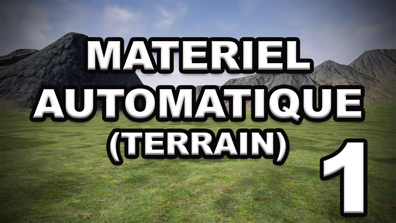 [UE4 TUTO FR] Automatique Matériel - Présentation