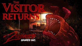 The Visitor Returns (Flash Game) - Full Game HD Walkthrough - No Commentary