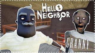 NİNE WILSON - HELLO GRANNY! | Hello Neighbor Mod [Türkçe] #163