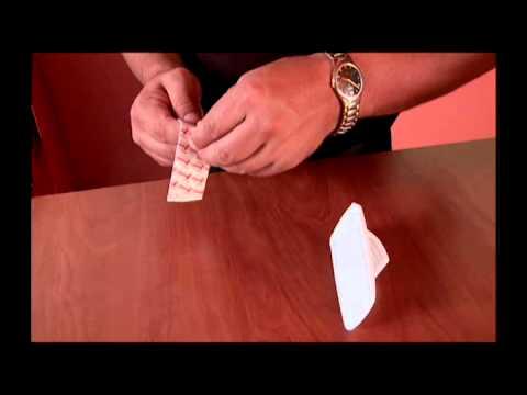 cómo instalar ganchos adhesivos 3M