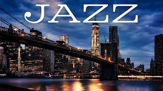 Nighty JAZZ - Relaxing JAZZ & Night City - Night Traffic JAZZ