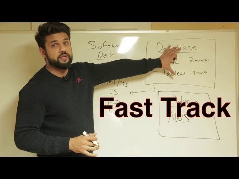 Fastest way to become a software developer