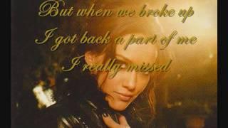 Hilary Duff -  Happy with lyrics