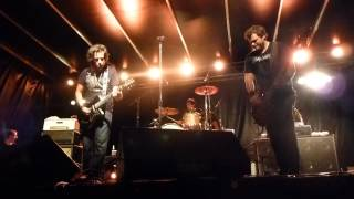 JONAS & THE MASSIVE ATTRACTION - Burn the House Down - Sorel, Qc August 4, 2012