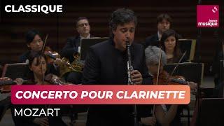 Mozart - Concerto pour Clarinette
