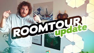 UNGE Gaming ROOM/SETUP/PARTNER-TOUR Update