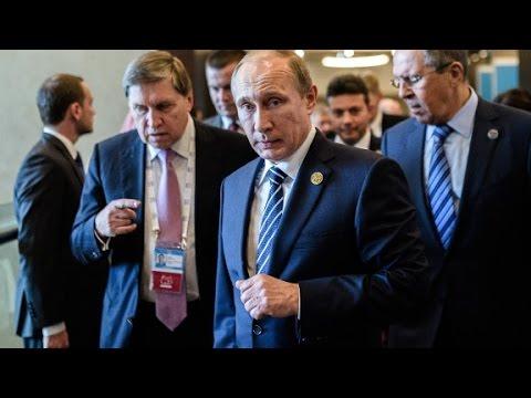 Putin cites NATO as threat to Russia