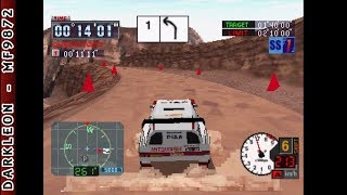 PlayStation - Dakar 97 (1997)