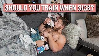 Should You Train When Sick? (A Scientific Perspective)